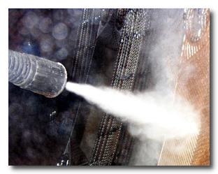 Гидродинамическая промывка теплообменника Пластинчатый теплообменник Thermowave EL-500 Владивосток